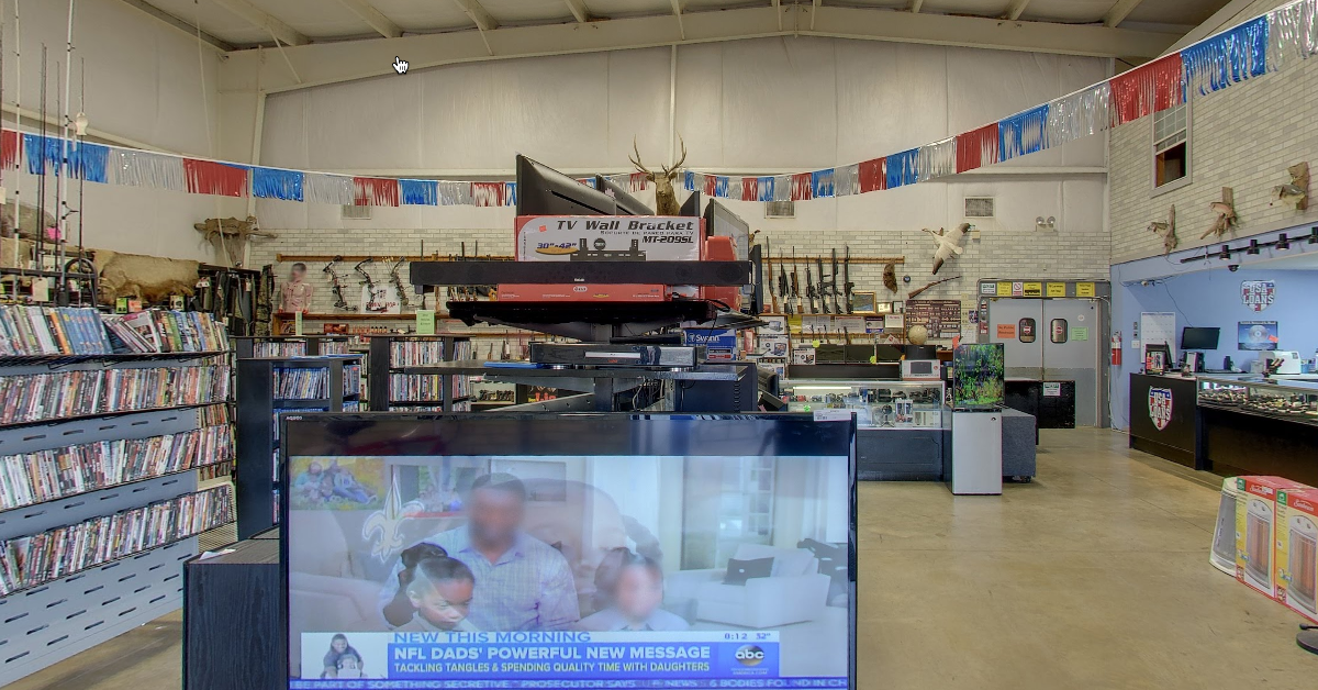 Usa Loans Pawn Shop Look Inside Arkansas