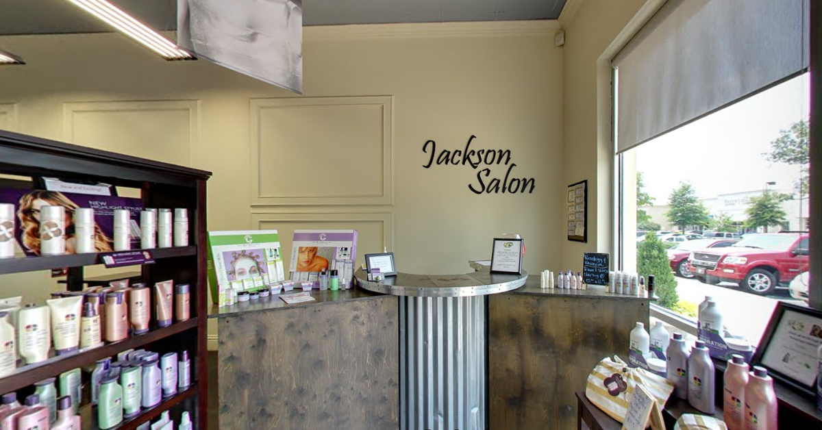 Jackson salon look inside arkansas for 360 salon fayetteville nc